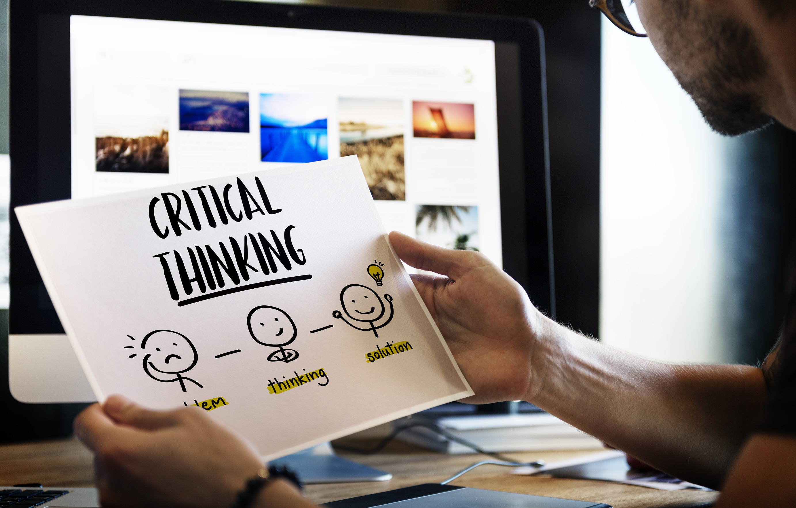 Critical Thinking - Potential - Business Development